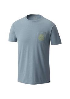 Mountain Hardwear Men's 3 Peaks Short Sleeve Pocket Tee