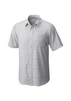 Mountain Hardwear Men's Air Tech AC Stripe SS Shirt