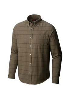 Mountain Hardwear Men's Ashby LS Shirt