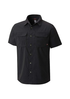 Mountain Hardwear Men's Canyon Pro Short Sleeve Shirt