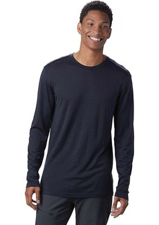 Mountain Hardwear Men's Diamond Peak LS Tee
