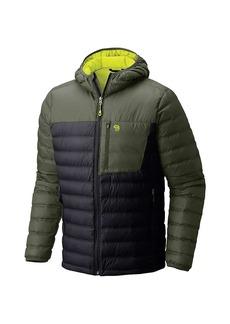 Mountain Hardwear Men's Dynotherm Down Hooded Jacket