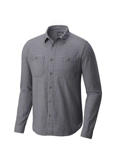 Mountain Hardwear Men's Great Basin LS Shirt