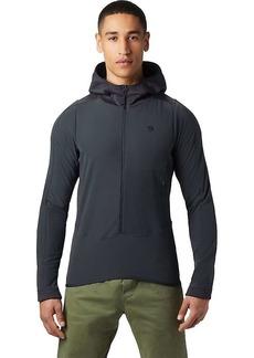 Mountain Hardwear Men's Keele Hybrid Hoody
