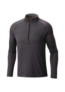 Mountain Hardwear Men's Kinetic LS 1/2 Zip Top