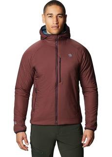Mountain Hardwear Men's Kor Strata Hooded Jacket