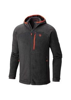 Mountain Hardwear Men's Monkey Man Grid II Hooded Jacket