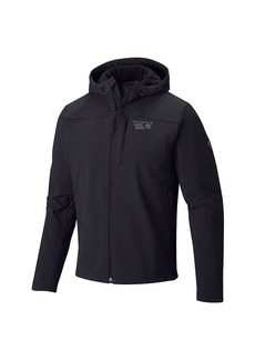 Mountain Hardwear Men's Ruffner Hybrid Hooded Jacket