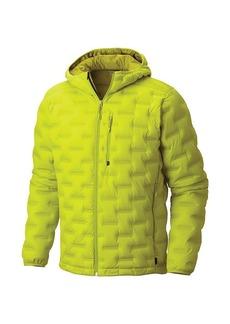 Mountain Hardwear Men's StretchDown DS Hooded Jacket