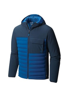 Mountain Hardwear Men's StretchDown HD Hooded Jacket