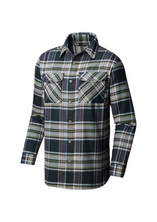 Mountain Hardwear Men's Trekkin Flannel LS Shirt