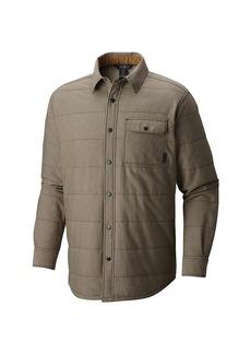 Mountain Hardwear Men's Yuba Pass Fleece Lined Shacket