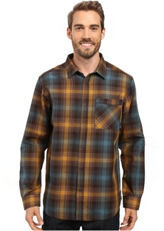 Mountain Hardwear Reversible Plaid Long Sleeve Shirt