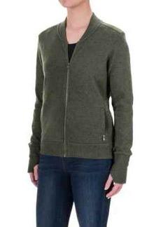 Mountain Hardwear Sarafin Bomber Sweater Jacket (For Women)