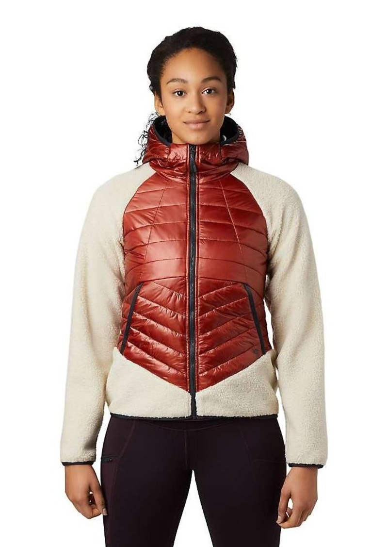 Mountain Hardwear Women's Altius Hybrid Hoody