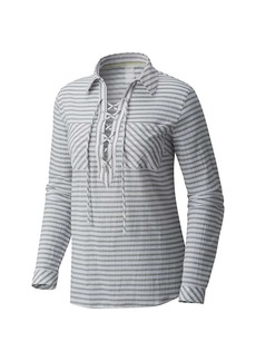 Mountain Hardwear Women's Berryessa Long Sleeve Popover