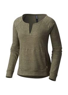 Mountain Hardwear Women's Burned Out LS Shirt
