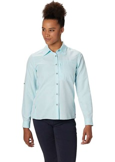 Mountain Hardwear Women's Canyon LS Shirt