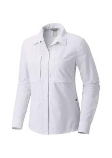 Mountain Hardwear Women's Canyon Pro Long Sleeve Shirt