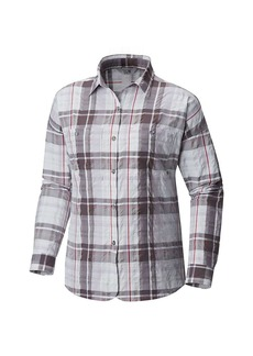 Mountain Hardwear Women's Canyon VNT Long Sleeve Shirt