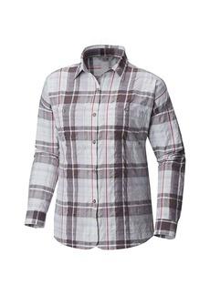Mountain Hardwear Women's Canyon VNT Long Sleeve Shirt