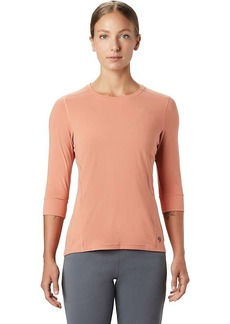Mountain Hardwear Women's Crater Lake 3/4 Crew