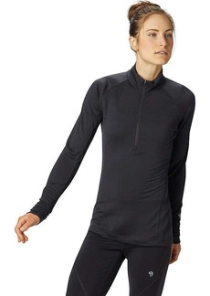 Mountain Hardwear Women's Diamond Peak 1/2 Zip Top