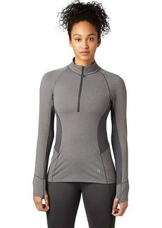 Mountain Hardwear Women's Ghee LS 1/4 Zip Top