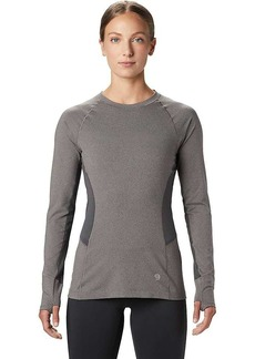 Mountain Hardwear Women's Ghee LS Crew