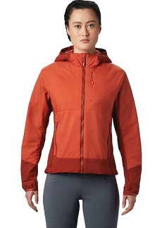 Mountain Hardwear Women's Kor Cirrus Hybrid Hoody