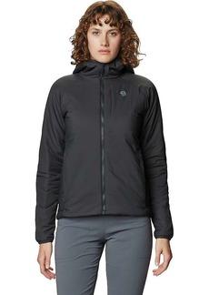 Mountain Hardwear Women's Kor Strata Hooded Jacket