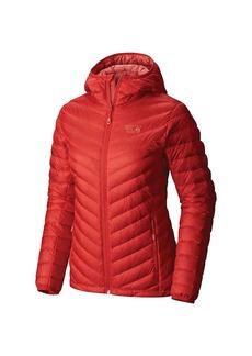 Mountain Hardwear Women's Micro Ratio Hooded Down Jacket