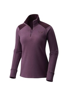 Mountain Hardwear Women's MicroChill 2.0 Zip T