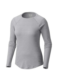 Mountain Hardwear Women's Mighty Stripe LS T