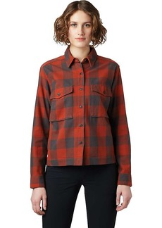 Mountain Hardwear Women's Moiry Shirt Jacket