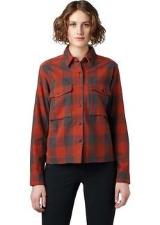 Mountain Hardwear Women's Moiry Shirt Jacket