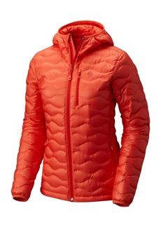 Mountain Hardwear Women's Nitrous Hooded Down Jacket