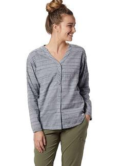 Mountain Hardwear Women's Palisade LS Shirt