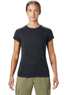 Mountain Hardwear Women's Right On SS Tee