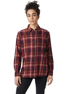 Mountain Hardwear Women's Riley LS Shirt