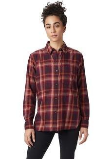 Mountain Hardwear Women's Riley LS Shirt