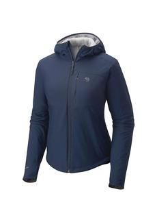 Mountain Hardwear Women's Skypoint Hooded Jacket