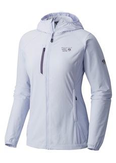 Mountain Hardwear Women's Super Chockstone Hooded Jacket from Eastern Mountain Sports
