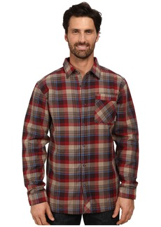 Mountain Hardwear Reversible Flannel Plaid Long Sleeve Shirt