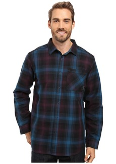 Mountain Hardwear Reversible Plaid Long Sleeve Shirt