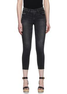 Moussy Black Comfort Velma Skinny Jeans