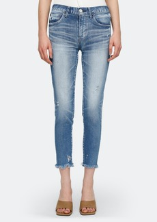 Moussy Diana Mid-Rise Cropped Skinny Jeans - 28 - Also in: 27, 26, 29, 30, 25