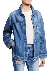 Moussy Homewood Denim Craftsman Jacket