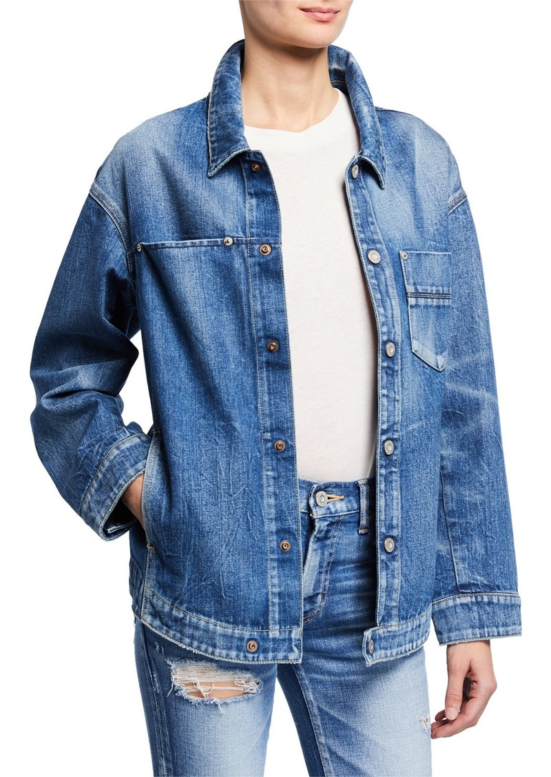 Homewood Denim Craftsman Jacket