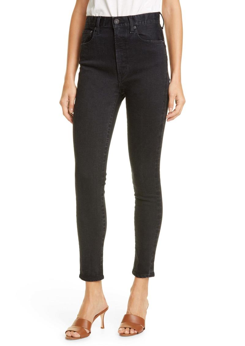 MOUSSY Filer Rebirth Skinny Jeans